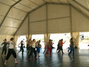 Taller de baile de Deltebre Dansa
