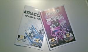 Nuevos catálogos de Espectacles Maestrat