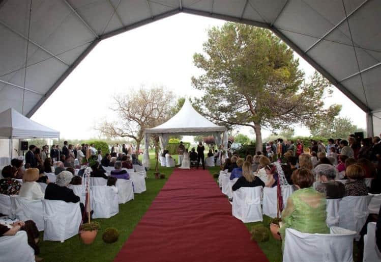 Alquiler de carpas maestrat 5 consejos para que tu boda - Tu boda perfecta ...