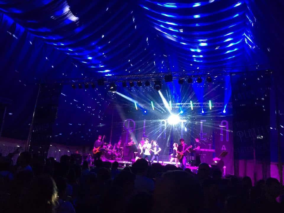 Carpas Maestrat a concerts