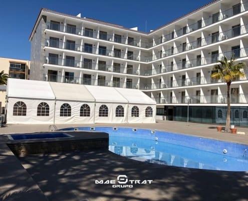 SALOU   JORNADAS EN EL HOTEL BEST SAN DIEGO. Del 2632018 al 09042018